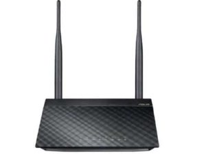ASUS Wireless N300 Router with 2T2R MIMO Technology