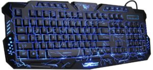 Bluefinger Mechanical Gaming Keyboard