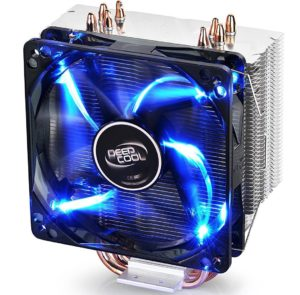 Deepcool Gamaxx 400 CPU Air Cooler with 4 Heatpipes