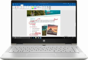 HP Pavilion 360 2-in-1 14-Inch: Best Convertible