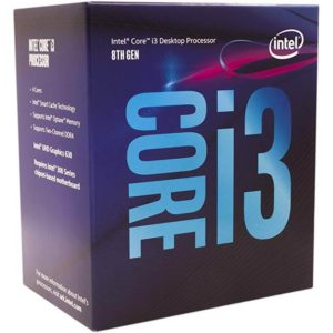 Intel Core i3-8100 Desktop Processor