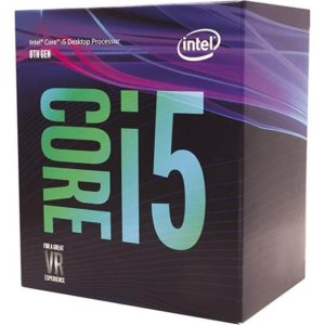 Intel Core i5 8400 Desktop Processor 6 Cores
