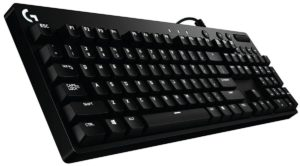 Logitech G610 Orion Red Backlit Mechanical Keyboard
