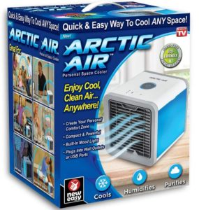 Ontel AA-MC4 Arctic Air Personal Space & Portable Cooler