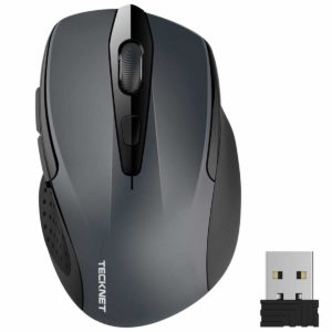 TechNet Pro 2.4G Ergonomic Wireless Mouse