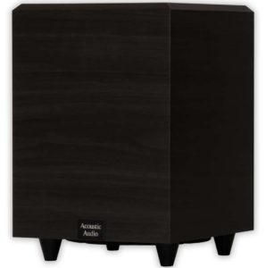 Acoustic Audio PSW-8 300 Down-Firing Subwoofer