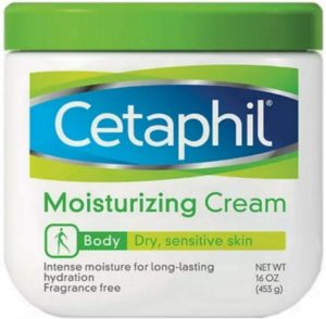Cetaphil Moisturising Cream for Very Dry, Sensitive Skin