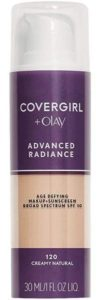 Covergirl Advanced Radiance Age-Defying Foundation Makeup