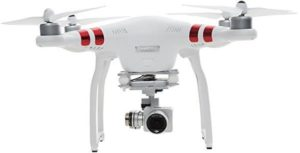 DJI Phantom 3 Standard Quadcopter Drone: Great for Photography