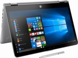 """HP Pavilion X360 14"""" HD Touch Screen"""