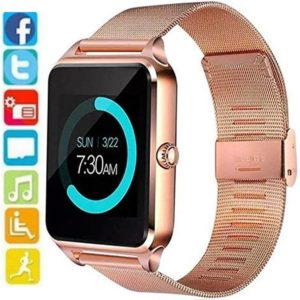 HongTu Smartwatch for Android with Sim Card Slots