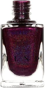 INLP Black Orchid Chip-Resistant Holographic Nail Polish