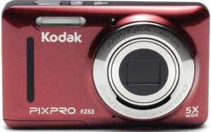 Kodak PIXPRO FZ53-RD Digital Camera