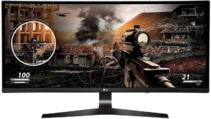 LG 34UC79G-B 34-Inch Ultra wide Gaming monitor