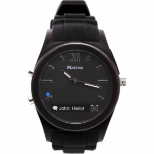 Martian Watches Notifier Hybrid Smartwatch