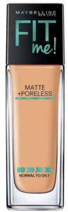 Maybelline Makeup Fit Me Matte + Poreless Liquid Foundation