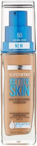 Maybelline Super Stay Better Skin Foundation