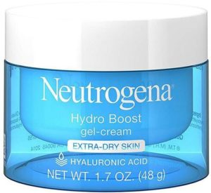 Neutrogena Hydro Boost Hyaluronic Acid Face moisturizer Gel-Cream