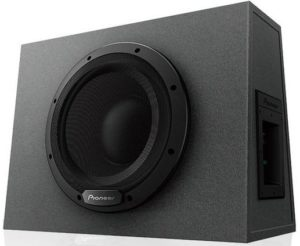 Pioneer TS-WX1010A 10″ Sealed Enclosure Subwoofer
