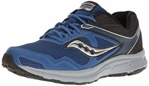 Saucony Men's Cohesion 10 Running Shoe for Knee Pain