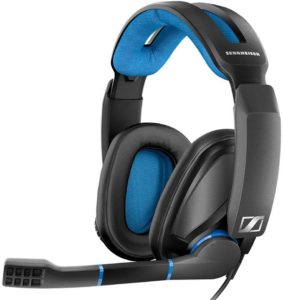 Sennheiser GSP 300 Gaming Headset, Closed Back
