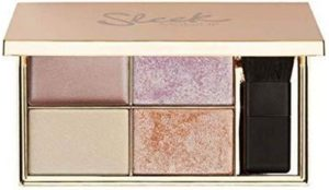 Sleek Makeup Face and Body Highlighting Palette Solstice