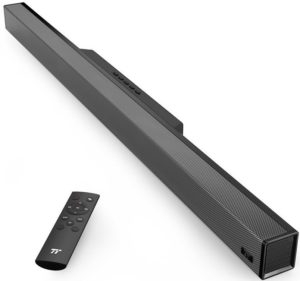 TaoTronics 36-Inch 4 Speakers Sound Bar