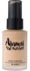 Touch In SOL Advanced Real Moisture Liquid Foundation