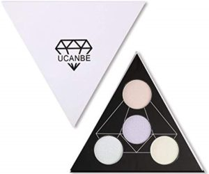 UCANBE Highlighter Palette