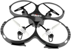 UDI U818A 4CH RC Quadcopter: Great for Beginners