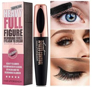 Vicious Technology Natural 4D Silk Fiber Lash Mascara