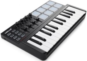 Worlde Panda MINI Portable 25 Keys USB Midi